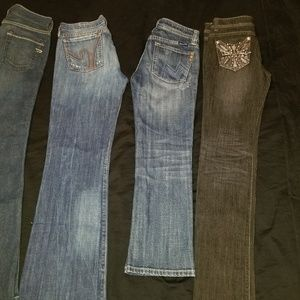 Designer Jeans in MINT CONDITION